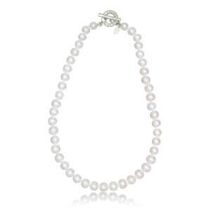 LR-106 Classic Pearl Necklace
